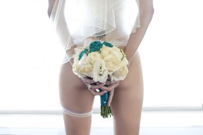 wedding ideas boudoir