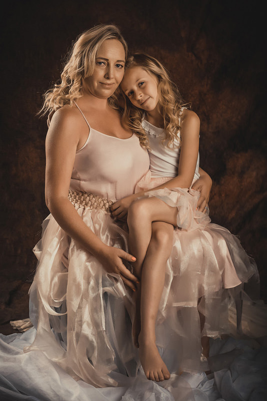 Mother and Daughter photographer