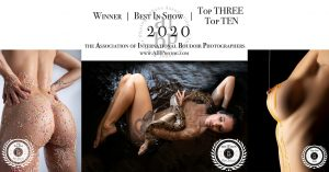 International Award Winning Boudoir Photographer
