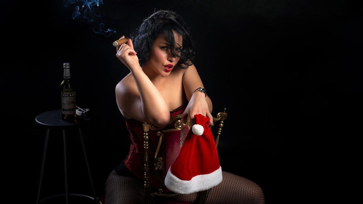 christmas photography idea